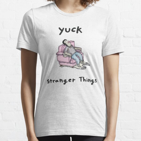 Stranger Things, Yuck Essential T-Shirt