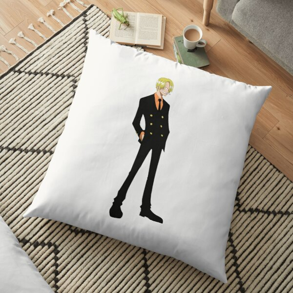 Sanji One Piece| Perfect Gift For you and friends | One Piece gift Floor Pillow