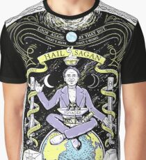 Hail Sagan Graphic T-Shirt
