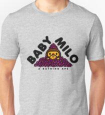 Baby Milo Sakura Leaf Unisex T-Shirt