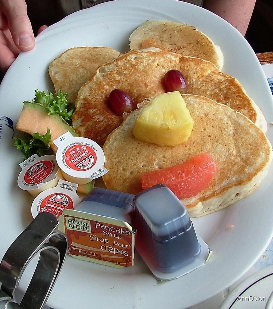 Breakfast Pancakes by AnnDixon