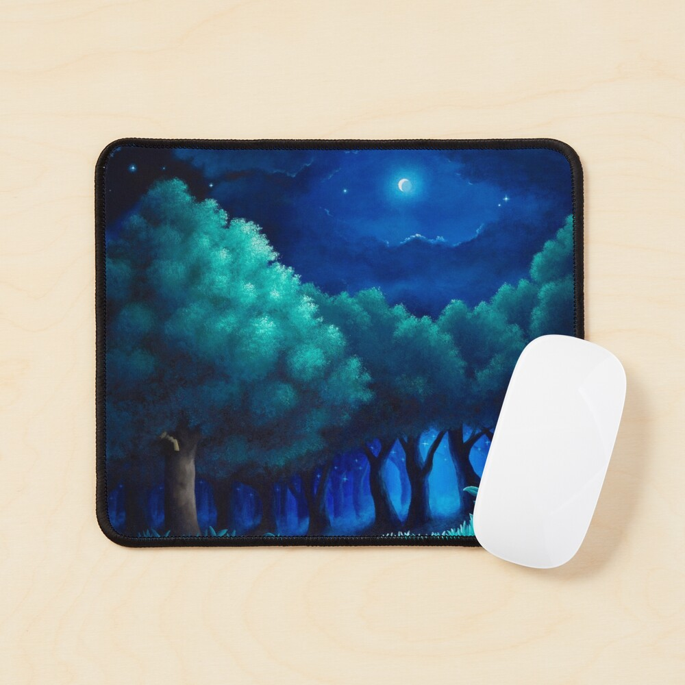 Viridian Forest Mouse Pad