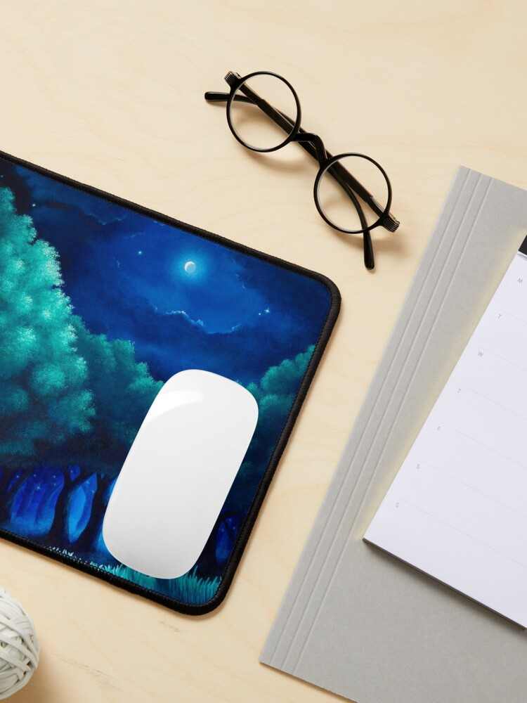 Alternate view of Viridian Forest Mouse Pad