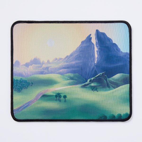 Dueling Peaks Mouse Pad