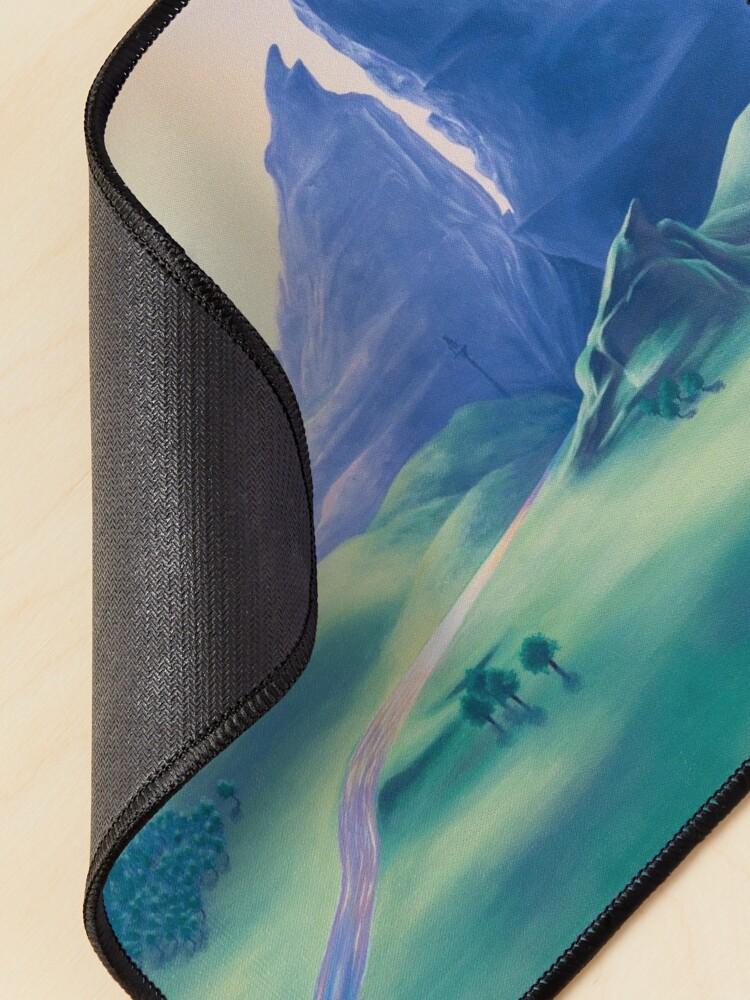 Alternate view of Dueling Peaks Mouse Pad