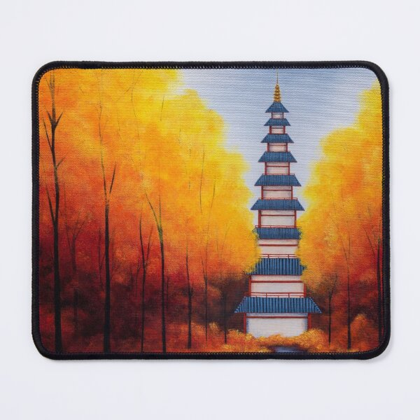 Bellchime Trail Mouse Pad