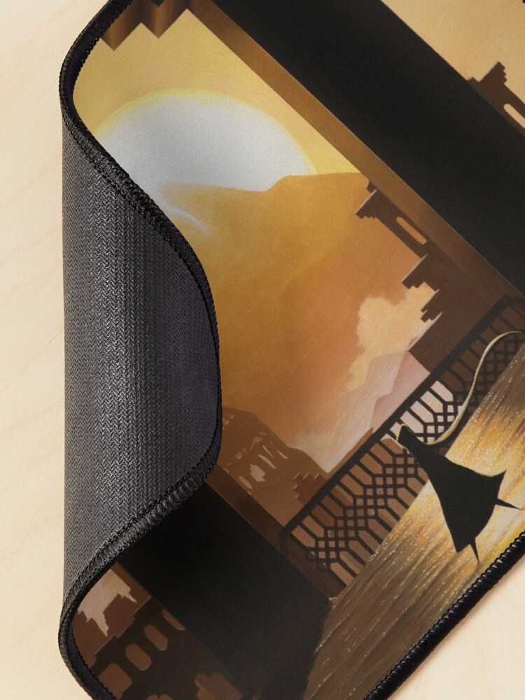 Alternate view of Golden Sands Mouse Pad