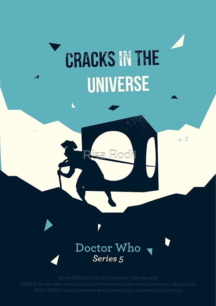 Cracks in the universe by Risa Rodil