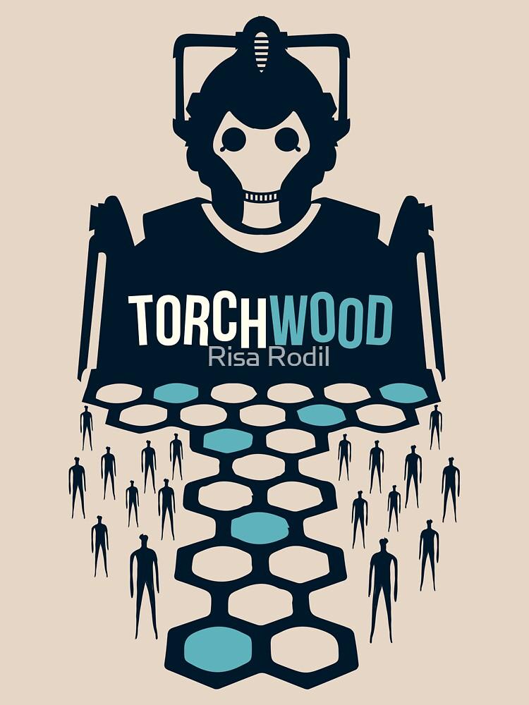 Torchwood by risarodil