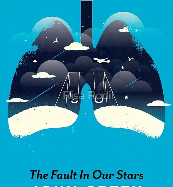The Fault In Our Stars   Redesigned by Risa Rodil