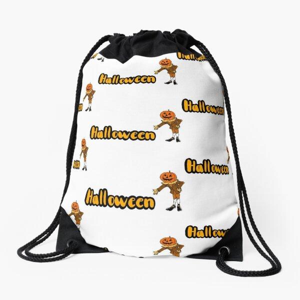 scarecrow Drawstring Bag