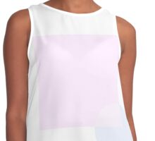 Pink outside the box Contrast Tank