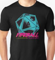 Victory Roll (Neon Dungeon) Unisex T-Shirt