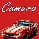 1970 Camaro Z-28 by crimsontideguy