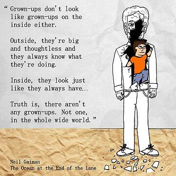Grown Ups by alberyjones