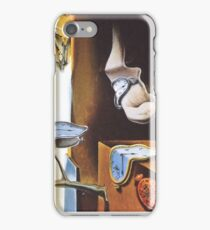 The Persistence of Memory by  Salvador Dali  iPhone Case/Skin
