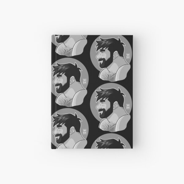 ADAM LIKES SHADES OF GREY Hardcover Journal