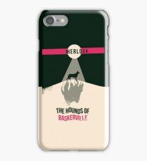 Hounds of Baskerville iPhone Case/Skin