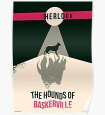 Hounds of Baskerville Poster
