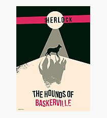Hounds of Baskerville Photographic Print