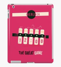 Great Game iPad Case/Skin