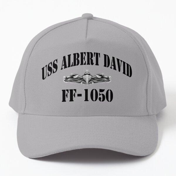 USS ALBERT DAVID (FF-1050) SHIP'S STORE Baseball Cap