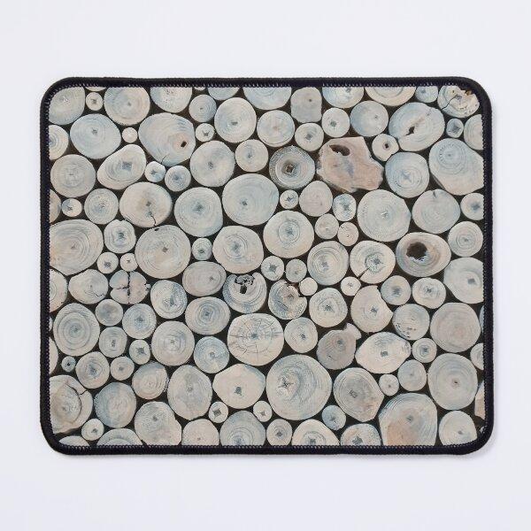 Art Land, Pebbles, Round Pieces, Mosaic Mouse Pad