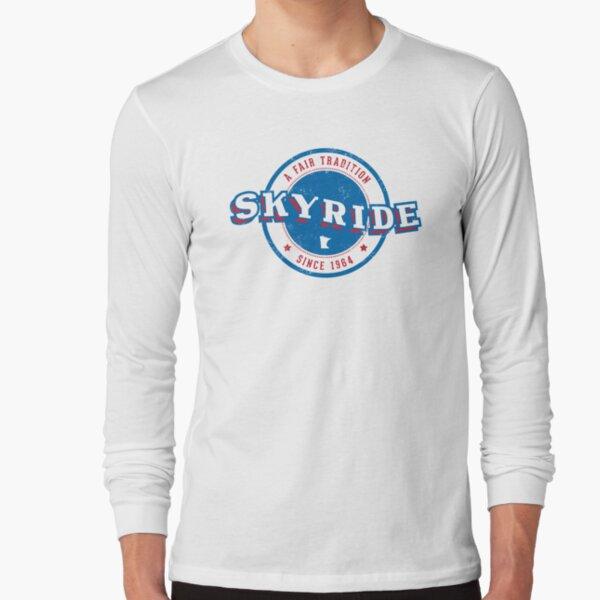 Minnesota State Fair Skyride Long Sleeve T-Shirt