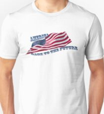 America - Back to the Future T-Shirt