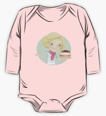 Mary Berry One Piece - Long Sleeve
