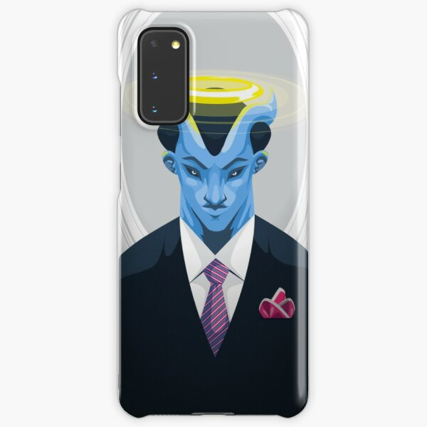 Heaven or Hell Angel or Demon Samsung Galaxy Snap Case