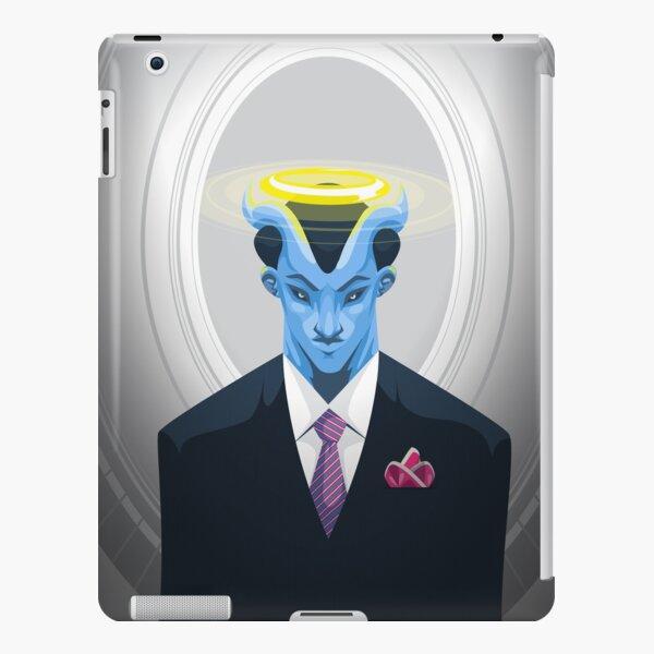 Heaven or Hell Angel or Demon iPad Snap Case
