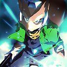 MELEE | Fox - Green by moxie2d