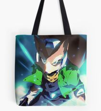 MELEE | Fox - Green Tote Bag