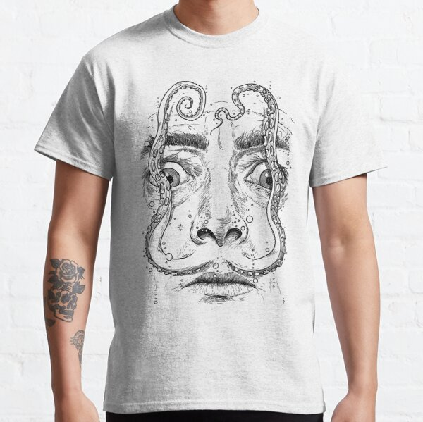 OCTOPUS DALI T-shirt classique