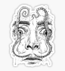 OCTOPUS DALI Sticker