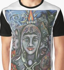 Hekate Graphic T-Shirt