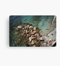 Monterosso Al Mare N.10 Canvas Print