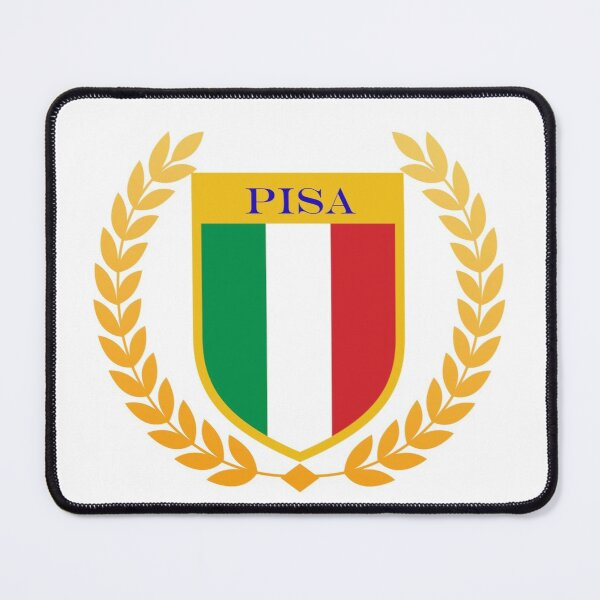 Pisa Italy Mouse Pad
