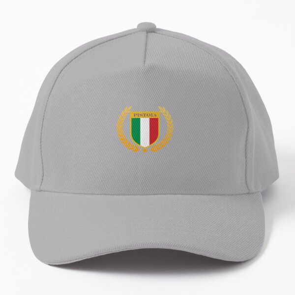 Pistoia Italy Baseball Cap
