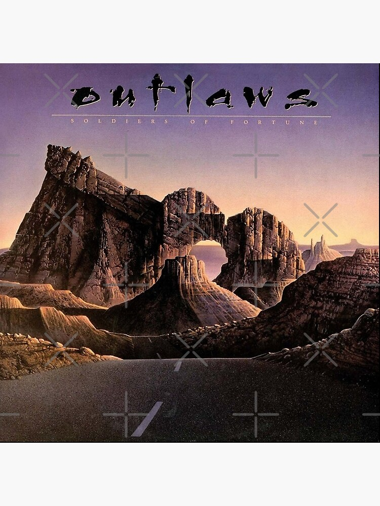 The Outlaws: Soldiers Of Fortune by Pop-Pop-P-Pow