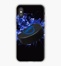 Tampa Bay Lightning Puck iPhone Case