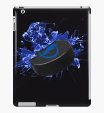 Tampa Bay Lightning Puck iPad Case/Skin