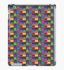 not scared of the big bad human iPad Case/Skin