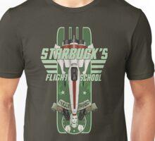 STARBUCK'S FLIGHT SCHOOL Unisex T-Shirt