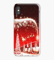 Santa Christmas iPhone Case
