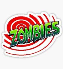 Zombies Ate My Neighbors Sticker
