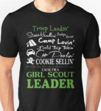 Scout Leaders Shirt T-Shirt  T-Shirt