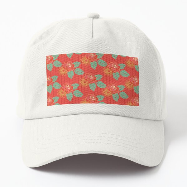 Pretty In Red Dad Hat