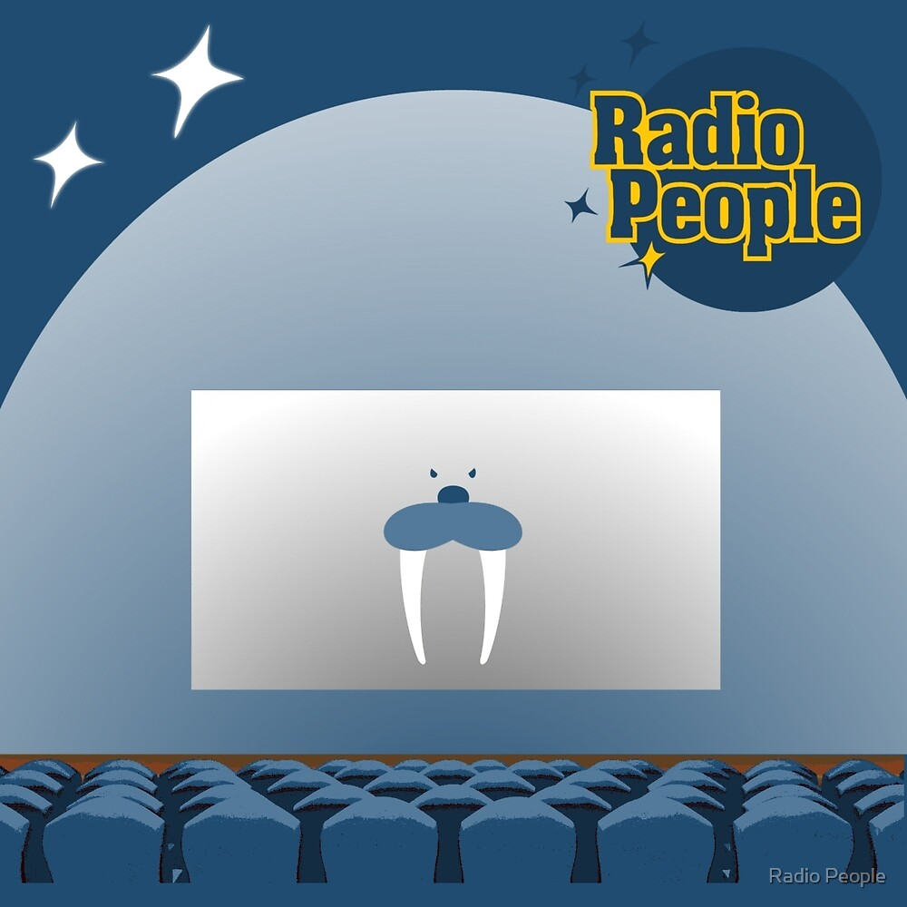 Red Rover Eve by Radio People